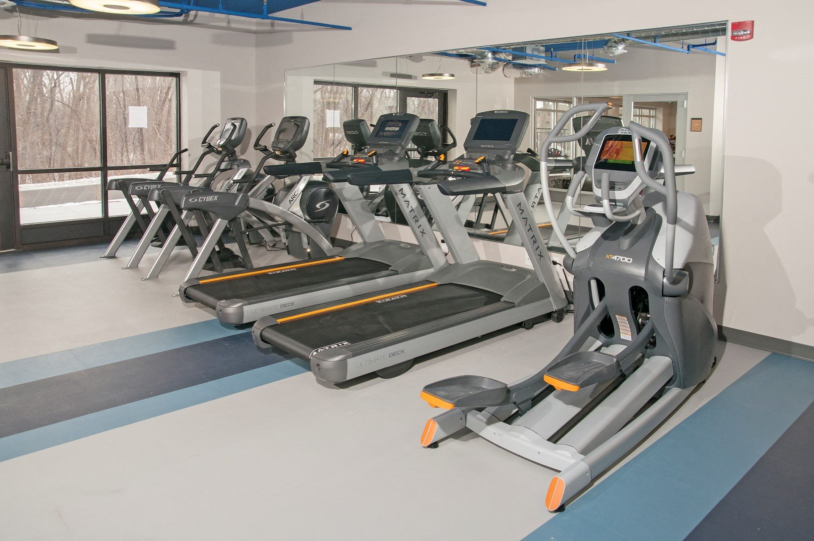Cardio Equipment at The Axis, Plymouth, MN, 55441